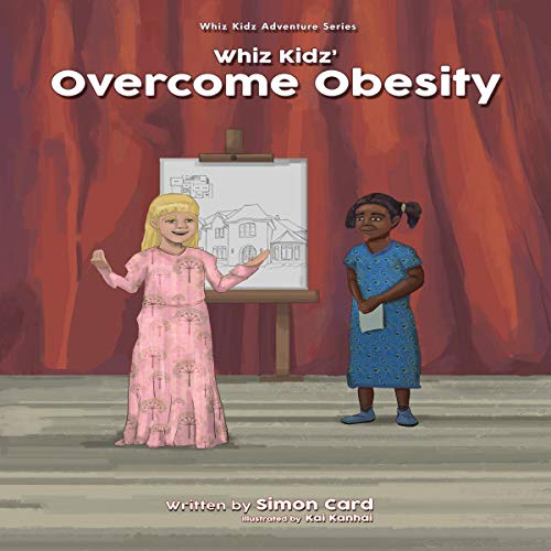 Whiz Kidz Overcome Obesity cover art
