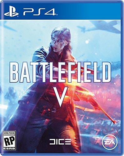Battlefield V – PlayStation 4 – Standard Edition
