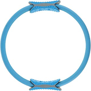 Baosity Superior Unbreakable Fitness Magic Circle for Toning Thighs, Abs and Legs Exercise Circle Pilates Ring for Yoga Exercise