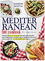 Mediterranean diet cookbook for beginners