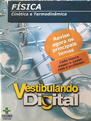 DVD Vestibulando Digital Física Cinética e Termodinâmica