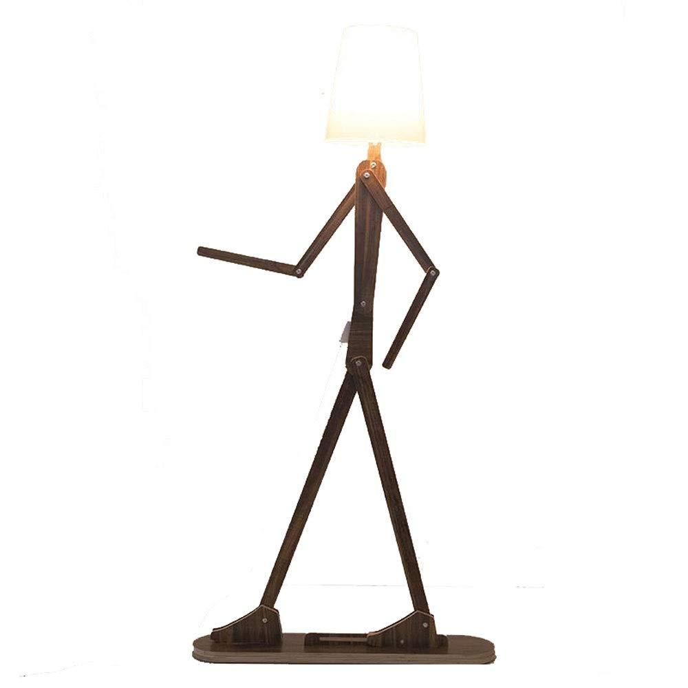 Stehlampe Aus Holz Fur Wohnzimmer Schlafzimmer Und Andere Zimmer