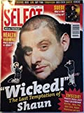 Select (UK rock magazine), no. 79 (February 1997) (cover: Wicked! Last Temptation of Shaun Ryder), with pull-out calendar (Seahorses, Beck, Daft Punk, Mansun, Kenickie, Suede, Quadrophenia, Gene)