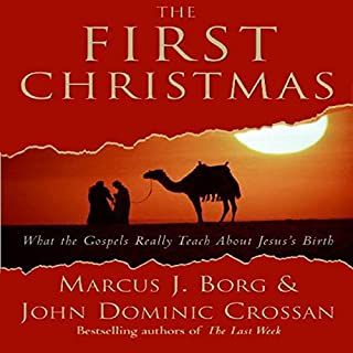 The First Christmas cover art