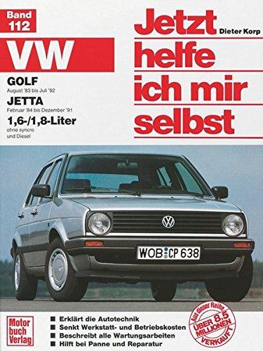 VW Golf / Jetta (Jetzt helfe ich mir selbst)