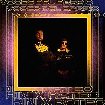Voces del barrio (feat. Kateo)
