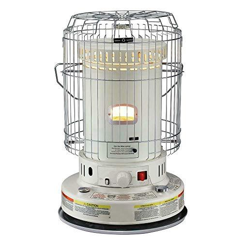 23,800 BTU Indoor Kerosene Heater, Convection Space Heaters Portable
