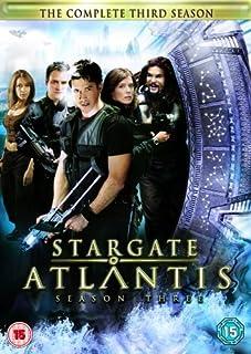 Stargate Atlantis: The Complete Third Season [DVD] (B000XEMDQC) | Amazon price tracker / tracking, Amazon price history charts, Amazon price watches, Amazon price drop alerts