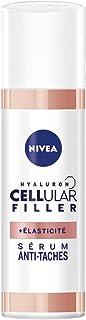 NIVEA Hyaluron Cellular Filler Sérum anti-taches +Élasticité (30 ml), sérum visage enrichi en Acide Hyaluronique, soin vis...