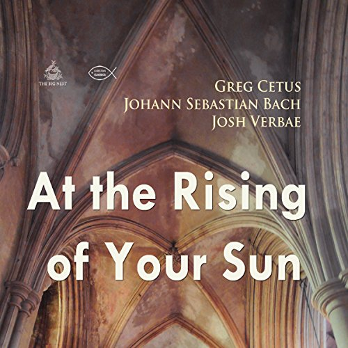 At the Rising of Your Sun audiobook cover art