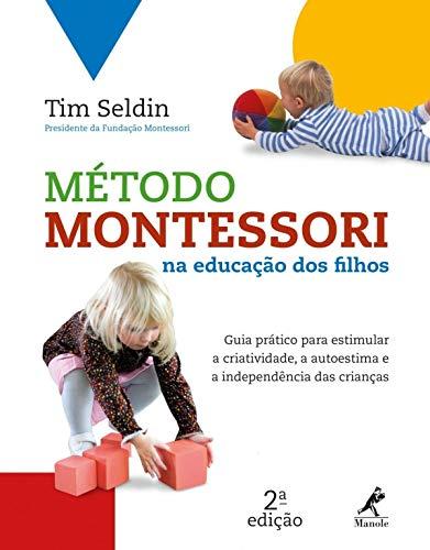 Método Montessori na educação dos filhos