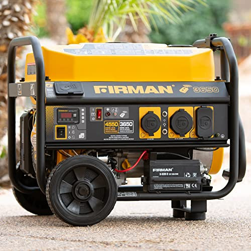 Firman P03608 4550/3650 Watt Remote Start Gas...