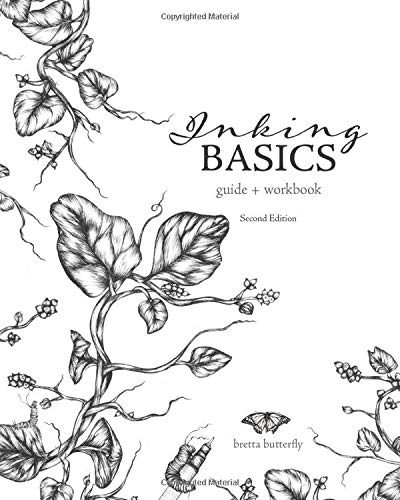 Inking Basics: guide + workbook