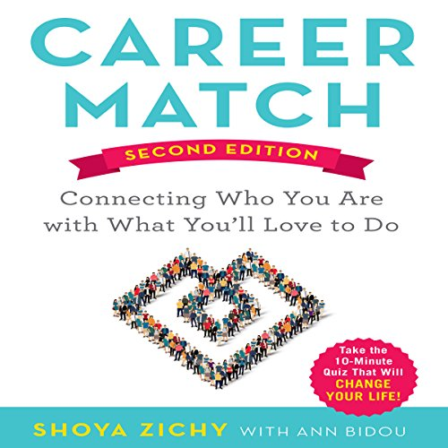 Career Match audiobook cover art