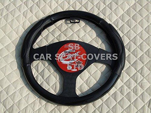 RM r – Adecuado para Nissan Terrano 2 Coche, Cubierta de Rueda de Acero, Aspecto de Carbono SWC 58 Tamaño Mediano