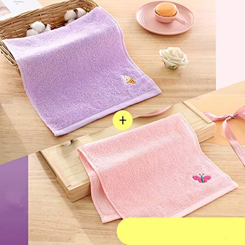 chillChur-DD Bath Towel Stitch Assorbente Leggero Morbido per Bagno Piscina Yoga Pilates Asciugamani da Picnic 80X130Cm