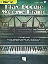 How To Play Boogie Woogie Piano (Book/Audio)
