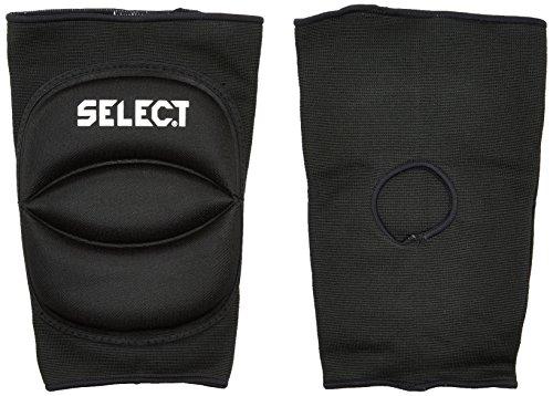 Select Kniebandage mit Polster (Paar), L, schwarz, 7057103111
