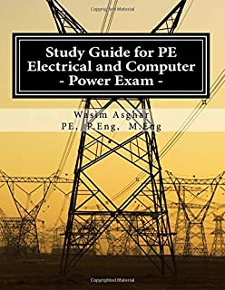 Study Guide for PE Electrical and Computer - Power Exam: Practice over 500 solved problems with detailed solutions