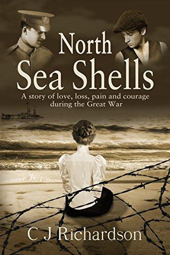 Book: North Sea Shells by C J Richardson