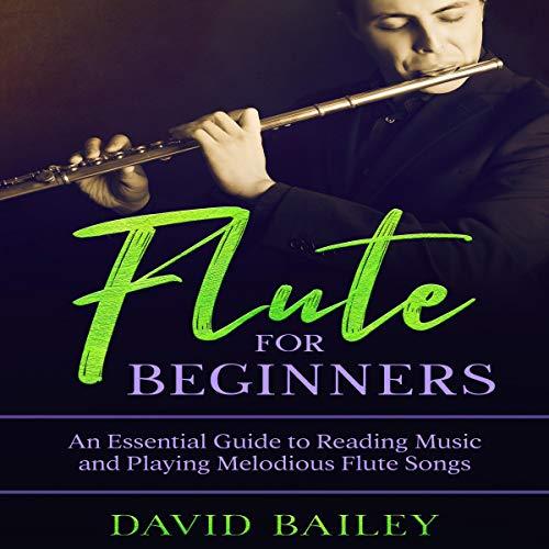 Flute for Beginners cover art