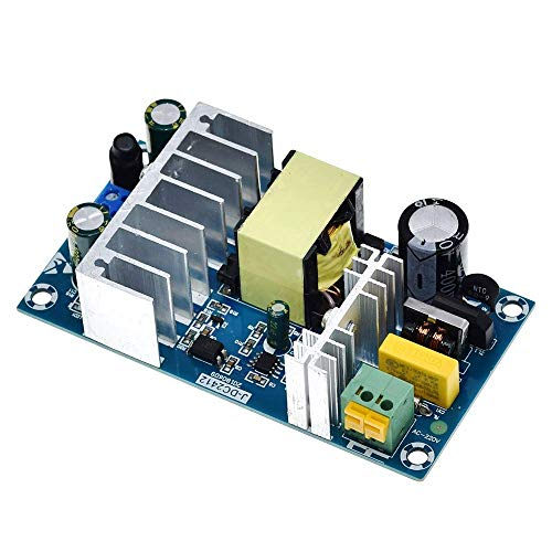 LanGuShi Útil Tablero 100W 4A a 6A DC Cambio de Fuente de alimentación de 24 V Tablero de alimentación de Alta Potencia de Alta Potencia AC-DC Módulo de Potencia Computadora de Transformador Durable