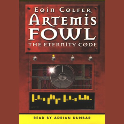 Artemis Fowl cover art