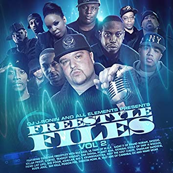 Freestyle Files, Vol. 2