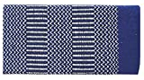 CHALLENGER Horse Cotton Western Show Trail Saddle Blanket Pad 32x64 Double Weave 37103