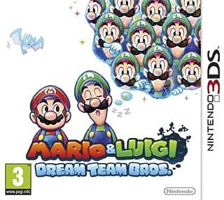 Mario & Luigi : Dream Team Bros (B00BG6PC00)   Amazon price tracker / tracking, Amazon price history charts, Amazon price watches, Amazon price drop alerts