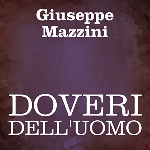 Doveri dell'uomo [Duties of Man] audiobook cover art