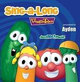 Sing Along with VeggieTales: Ayden (EYE-den) by N/A (2007-11-09)