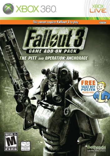 Fallout 3 Game Add-On Pack: The Pitt and Operation Anchorage - Xbox 360