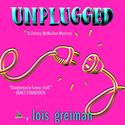 Unplugged audiobook cover art