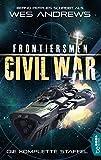 Frontiersmen: Civil War: Die komplette Staffel