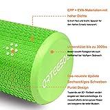 Zoom IMG-1 arteesol rullo di schiuma verde