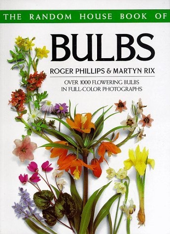 Image OfThe Random House Book Of Bulbs By Roger Phillips (1989-10-21)