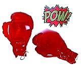 TRI Fun aufblasbares, Blow Up Boxhandschuhe Ideal für Superhero Parteien oder Fancy Dress Zubehör,...