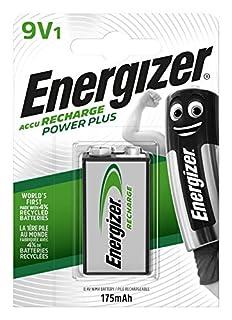 Energizer ENRPP3P1 - Pila Recargable 9 V HR22, 175 mAh, Formato Cuadrado Pequeño (B000IWXVU6) | Amazon price tracker / tracking, Amazon price history charts, Amazon price watches, Amazon price drop alerts