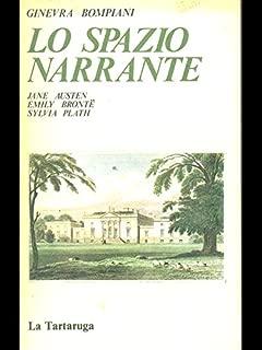 Lo spazio narrante. Jane Austen, Emily Brontë, Sylvia Plath