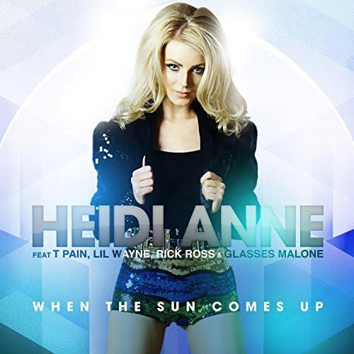 Heidi Anne feat. T-Pain, Lil Wayne, Rick Ross & Glasses Malone