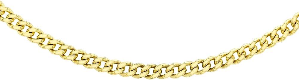 Carissima gold collana per donna, in oro giallo 18k (375) 7.13.0035 (1.2 grammi)