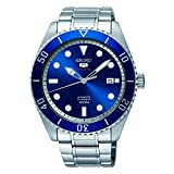 Seiko Series 5 Automatic Blue Dial Mens Watch SRPB89