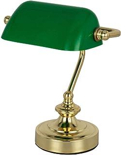 Amazon It Ottone Lampade Da Tavolo E Abat Jour Lampade Illuminazione
