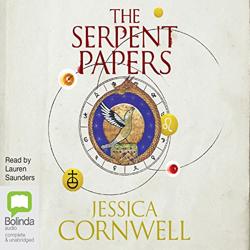 The Serpent Papers audiobook cover art