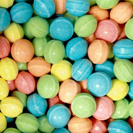 Concord Confections Bleeps Tangy Candy, 1 Pound