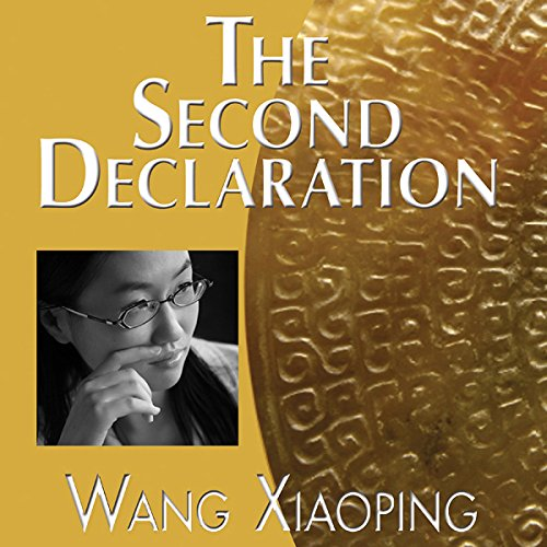 The Second Declaration audiobook cover art