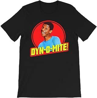 70's TV Classic Good Times J.J. Dyn-O-Mite! Poster Art Vintage Graphics Gift for Men Women Unisex T-Shirt Sweatshirt