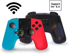 JFUNE Wireless Game Controller for Nintendo Switch, Turbo & Dual Shock Function, 3D Gyroscope Joystick