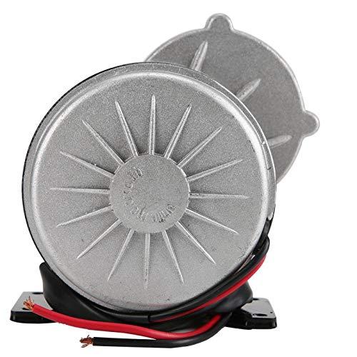 SALUTUYA Motor Durable del Cepillo de la Vespa del Motor de 24V 350W DC, para E-Bike, E-Scooter